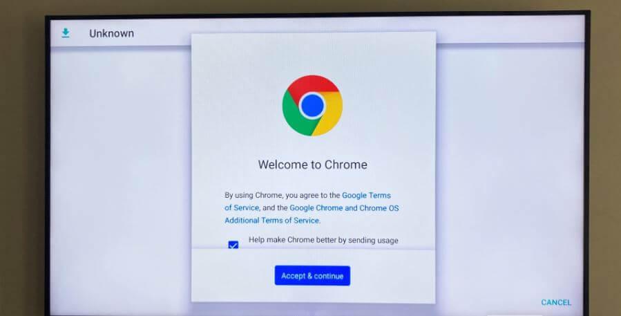نصب اپلیکیشن روی اندروید تی وی بدون گوگل پلی