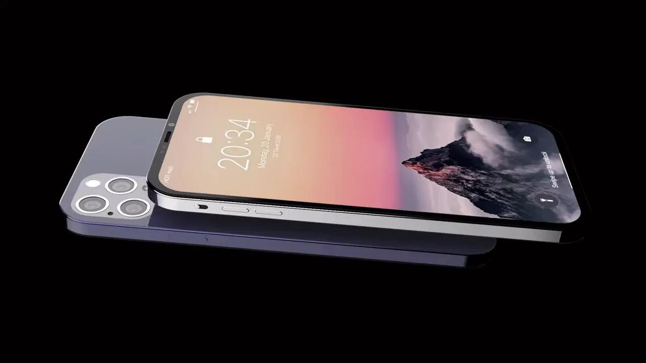 نمایشگر آیفون سال 2022 اپل در عوض ناچ از طراحی حفره کرویشکل استفاده خواهد کرد
