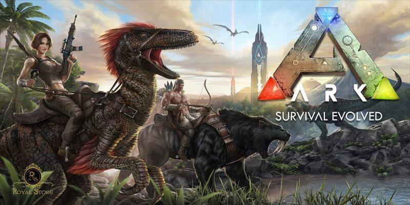 بازی سبک بقا ARK-Survival