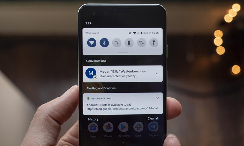 آموزش نحوه شخصیسازی اعلان هر مخاطب در تلگرام