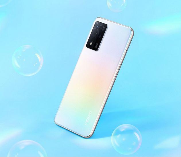 گوشی هوشمند اوپو A93s 5G با چیپست Dimensity 700 رسما معرفی شد