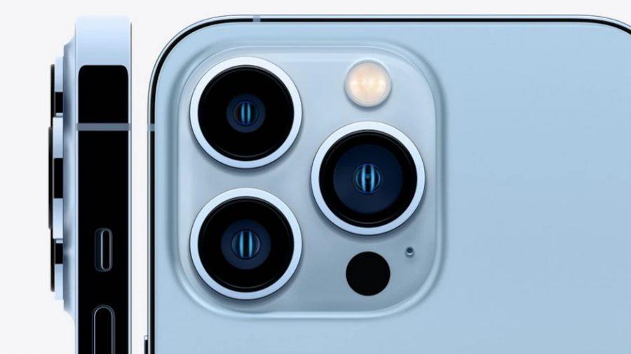دوربین آیفون 13 پرو مکس اپل مجهز به 3 سنسور جدید شرکت سونی است