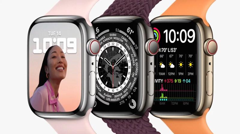 کمپانی اپل رسما از نسل هفتم اپل واچ پرده برداشت