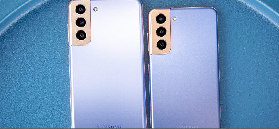 سامسونگ گلکسی S22 و گلکسی S22 پلاس با نمایشگر و پنل پشتی تخت عرضه میشوند